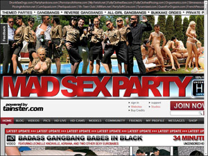 mad sex party