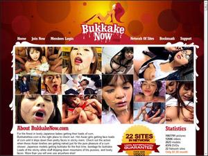 bukkake now