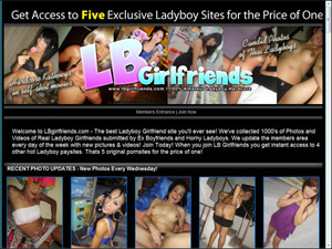ladyboy girlfriends