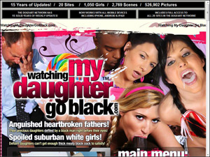 watch my daighter go black