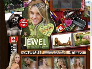 private school jewel