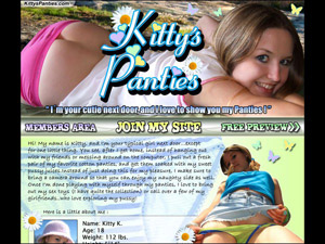 kittys panties