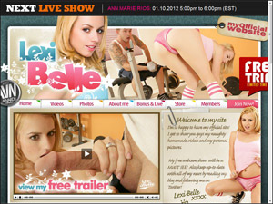 lexi belle official site