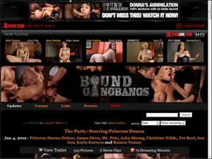 bound gang bangs