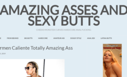 Amazing  Asses And  Butts